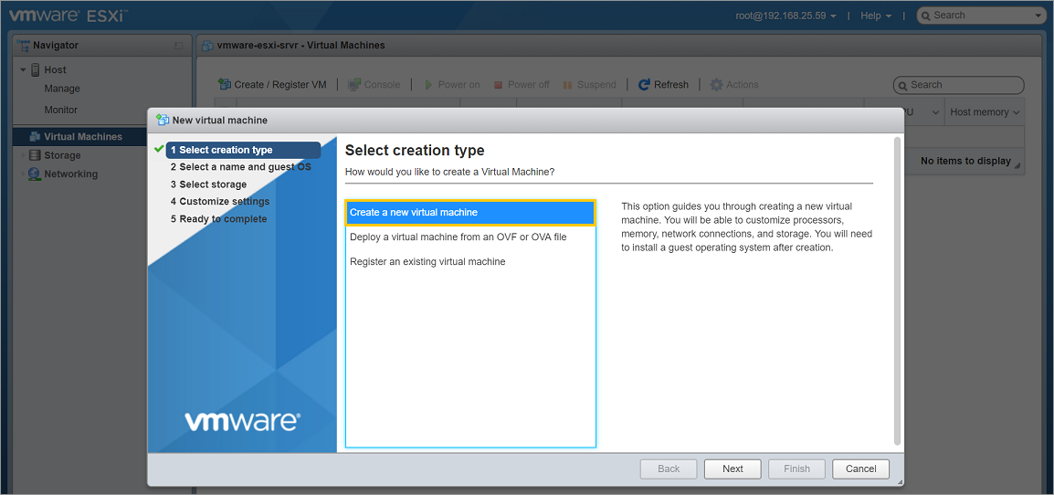 Clear Linux* OS on VMware* ESXi — Documentation for Clear
